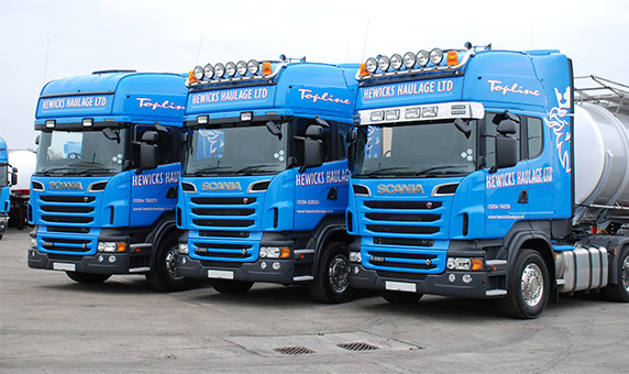 Hewicks Haulage Services