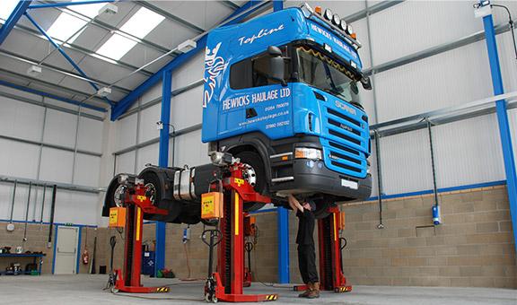 Hewicks Truck Service